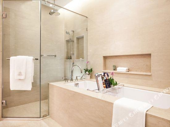 曼谷東方酒店(Oriental Residence Bangkok)ORB One Bedroom Suite Bathroom