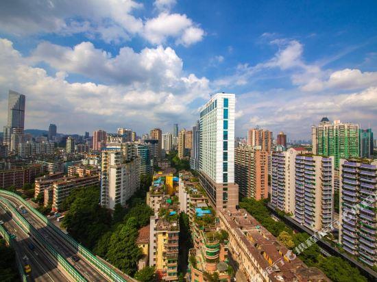 佰合精選國際度假公寓(北京路方圓時光店)(Baihe Selected International Holiday Apartment (Beijing Road Fangyuan Shiguang))周邊圖片