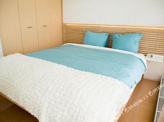 札幌溫馨山莊(Warm Villa Sapporo)特大床套房(帶沙發床)