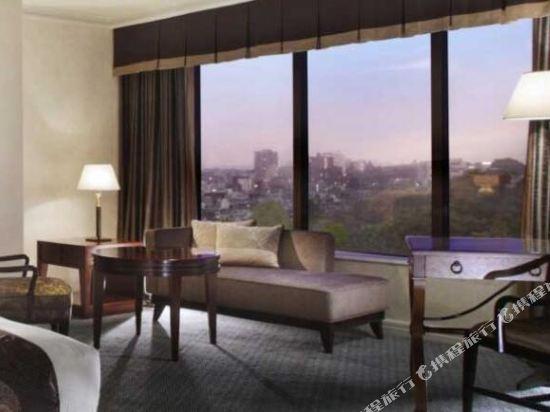 東京椿山莊大酒店(Hotel Chinzanso Tokyo)城景古典豪華現代_經典