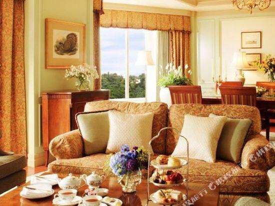東京椿山莊大酒店(Hotel Chinzanso Tokyo)園景兩卧室總統套房