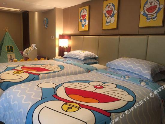 浙江大酒店(Zhejiang Grand Hotel)萌趣主題親子房