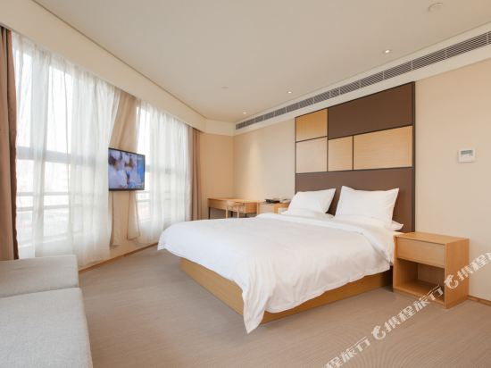 全季酒店(上海虹橋中山西路店)(Hotel(Hongqiao The West of Zhongshan Road Shanghai ))景觀大床房