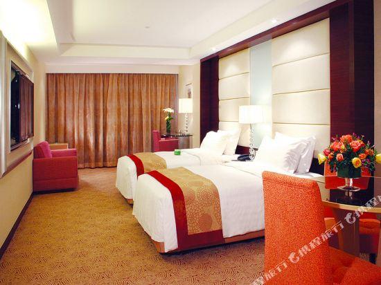 澳門皇家金堡酒店(Casa Real Hotel)尊貴客房