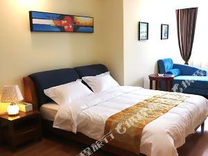 羅曼蒂度假公寓酒店(湛江萬達廣場店)