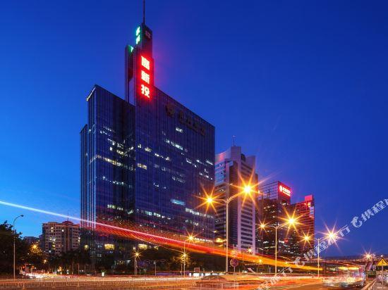 深圳中南海怡酒店(South China Laguna Hotel)外觀