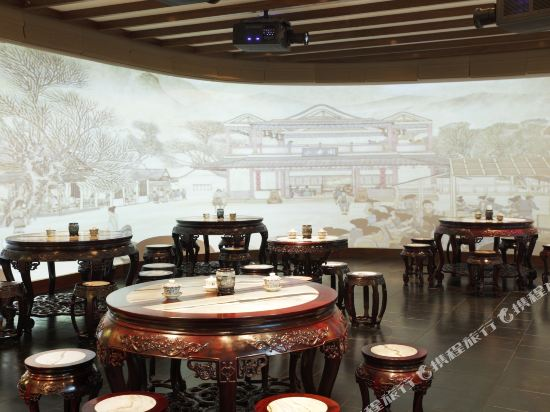 上海中谷小南國花園酒店(WH Ming Hotel)中餐廳