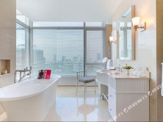 曼谷東方酒店(Oriental Residence Bangkok)兩卧套房 (特大床及大床)