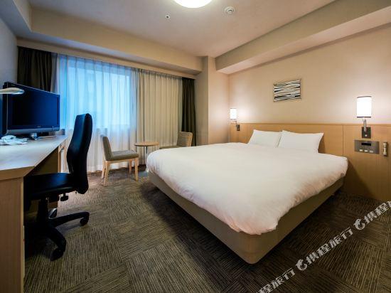 博多祗園大和ROYNET酒店(Daiwa Roynet Hotel Hakata Gion Fukuoka)デラックスダブル2名晝