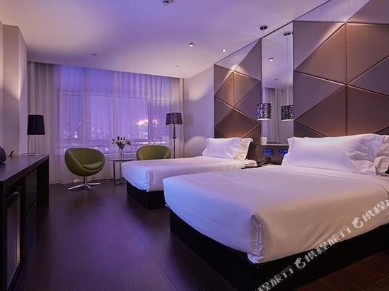 桔子酒店·精選(昆明翠湖店)(Orange Hotel Select (Kunming Green Lake))雙床房