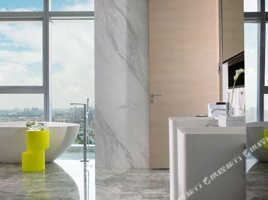 佛山羅浮宮索菲特酒店(Sofitel Foshan)至尊套房現代風格