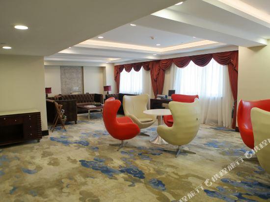 杭州中維香溢大酒店(Zhongwei Sunny Hotel)行政酒廊