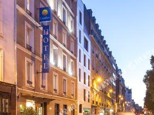 巴黎18區拉馬克舒適酒店