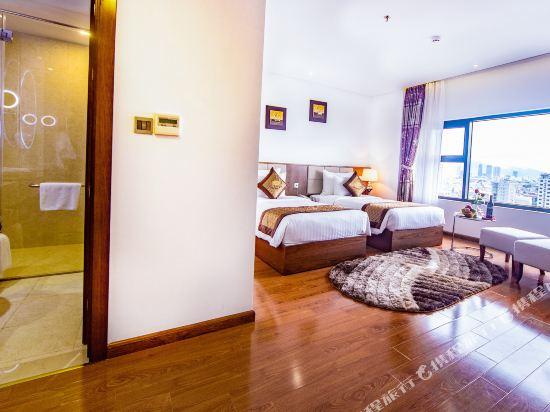 峴港西西里亞水療酒店(Cicilia Hotel & Spa Da Nang)CCDN - R - 1Deluxe Twin