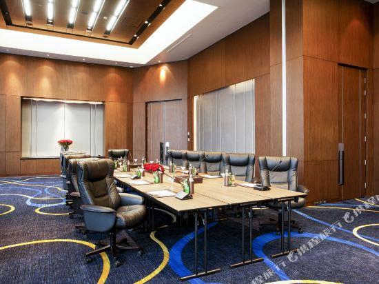 曼谷盛泰瀾中央世界商業中心酒店(Centara Grand at Centralworld)會議室