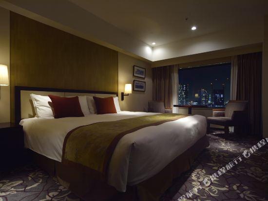 東京池袋大都會飯店(Hotel Metropolitan Tokyo Ikebukuro)高級特大床房