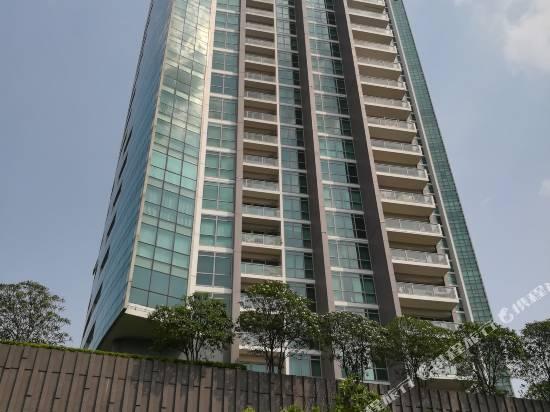 曼谷克拉普鬆河公寓酒店