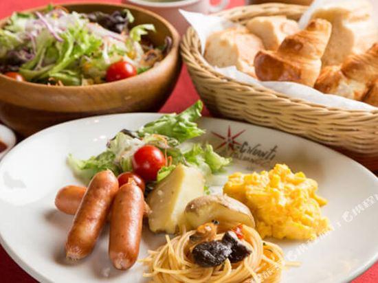札幌三位神大酒店(Hotel Resol Trinity Sapporo)餐廳