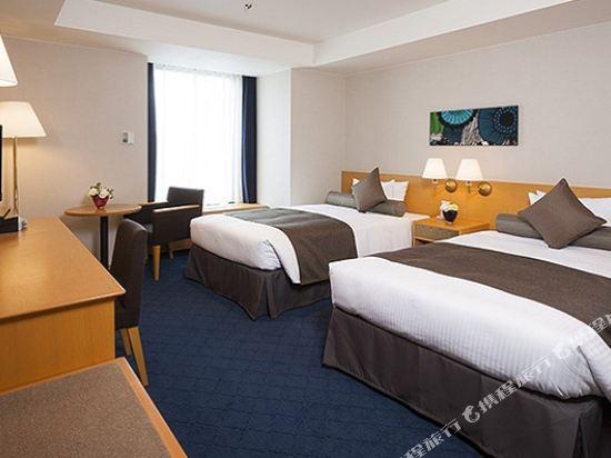 札幌格蘭大酒店(Sapporo Grand Hotel)東樓舒適轉角雙床房