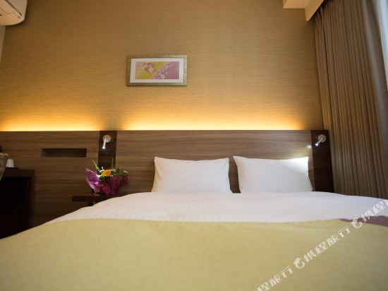 大阪心齋橋格蘭多酒店(Shinsaibashi Grand Hotel Osaka)大床房