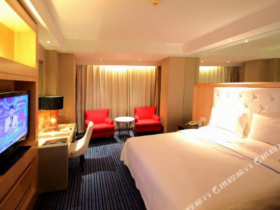 南京大飯店(Nanjing Great Hotel)豪華大床間