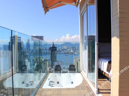 香港華麗銅鑼灣酒店(原香港華麗精品酒店)(Best Western Hotel Causeway Bay)天際別墅