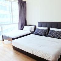 私人套房@Suasana Sentral Loft酒店預訂