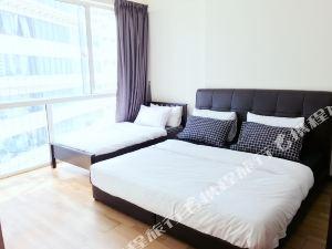 私人套房@Suasana Sentral Loft(2 Bdr Privilege Suite@Suasana Sentral Loft)