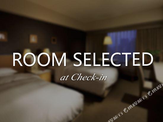 大阪麗嘉皇家酒店(Rihga Royal Hotel)入住時指定房型