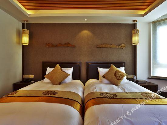 天目湖御湖半島温泉酒店(The Peninsula of Royal Lake Hotels)豪華景觀標間