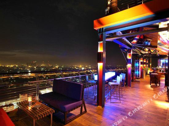 曼谷暹羅名家設計酒店(Siam@Siam Design Hotel Bangkok)眺望遠景