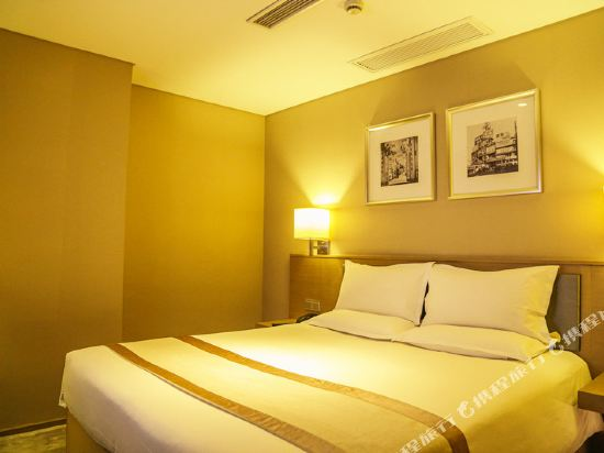 上海徐匯雲睿酒店(Lereal Inn (Shanghai Xuhui))商務大床房