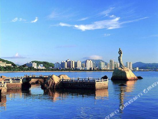 珠海海景酒店(Zhuhai Sea-view Hotel)周邊圖片