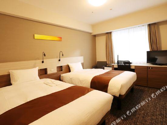 大阪本町微笑尊貴酒店(Smile Hotel Premium Osaka Hommachi)標準雙床房