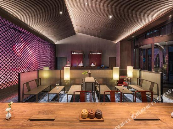 上海徐家彙禧玥酒店(Joya Hotel (Shanghai Xujiahui))大堂吧