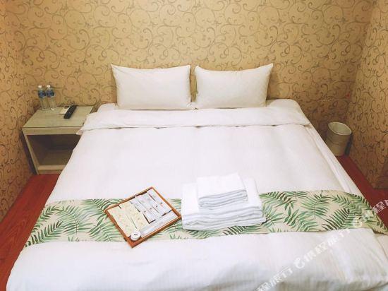台北西門町旅行箱MiniBox旅店(Minibox Hotel)雙人房