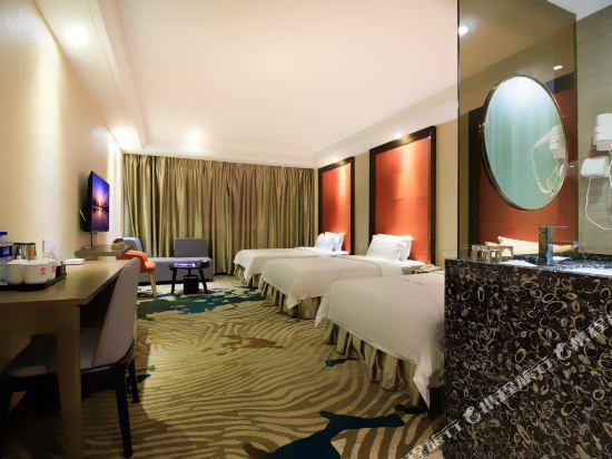 迎商·雅蘭酒店(廣州北京路店)(YING SHANG YALAN HOTEL)豪華商務三床房