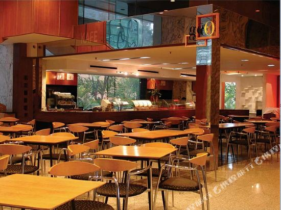 太平洋麗晶套房酒店(Pacific Regency Hotel Suites)咖啡廳