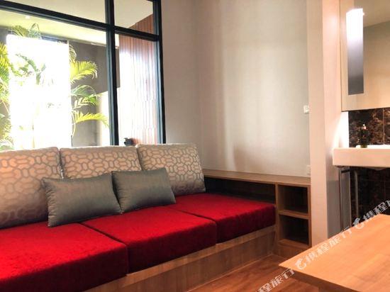 曼谷維拉酒店(Vela Hotel Bangkok)套房