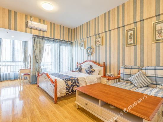 Laisite Theme Apartment (Guangzhou Science City Greenland Central Plaza)