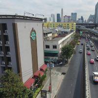 曼谷城市套房酒店酒店預訂