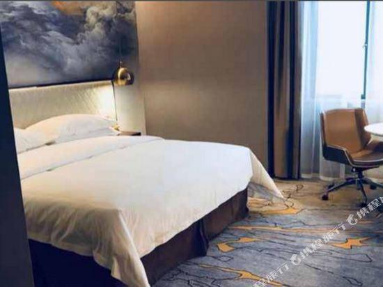 維納斯皇家酒店(東莞可園店)(Venus Royal Hotel (Dongguan Keyuan))高級大床房