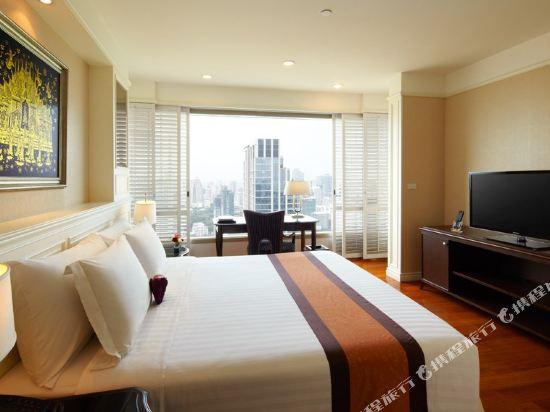 曼谷拉查丹利中心酒店(Grande Centre Point Hotel Ratchadamri Bangkok)三室總統套房
