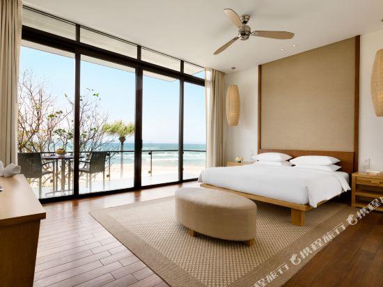峴港凱悅麗晶渡假村及水療中心(Hyatt Regency Danang Resort and Spa)海濱三卧室別墅