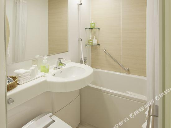格蘭比亞大酒店(Hotel Granvia Osaka)公寓雙床房