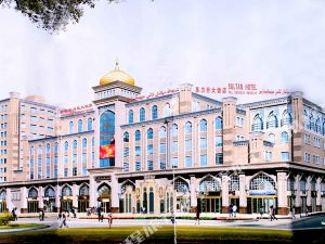 新疆蘇力旦大飯店
