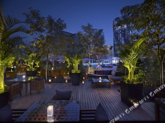 澳門君悅酒店(Grand Hyatt Macau)西餐廳