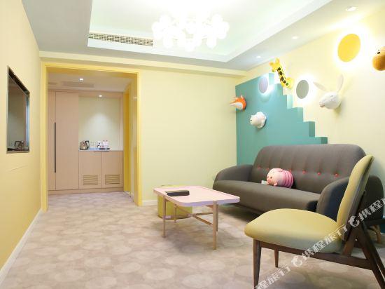 杭州中維香溢大酒店(Zhongwei Sunny Hotel)瘋狂動物城