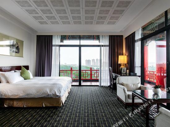 高雄圓山大飯店(The Grand Hotel)城市景觀套房