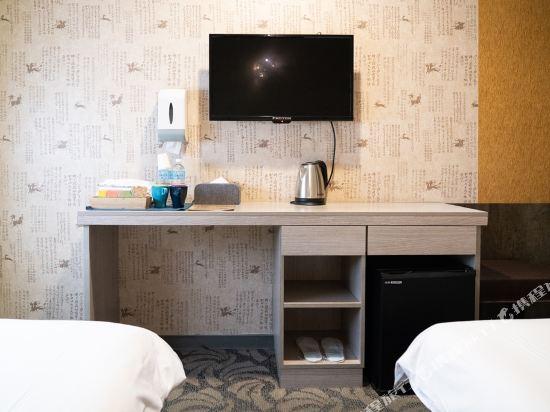 高雄壹品棧酒店(YPJ Hotel)標準雙人房